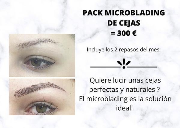 Microblading de cejas